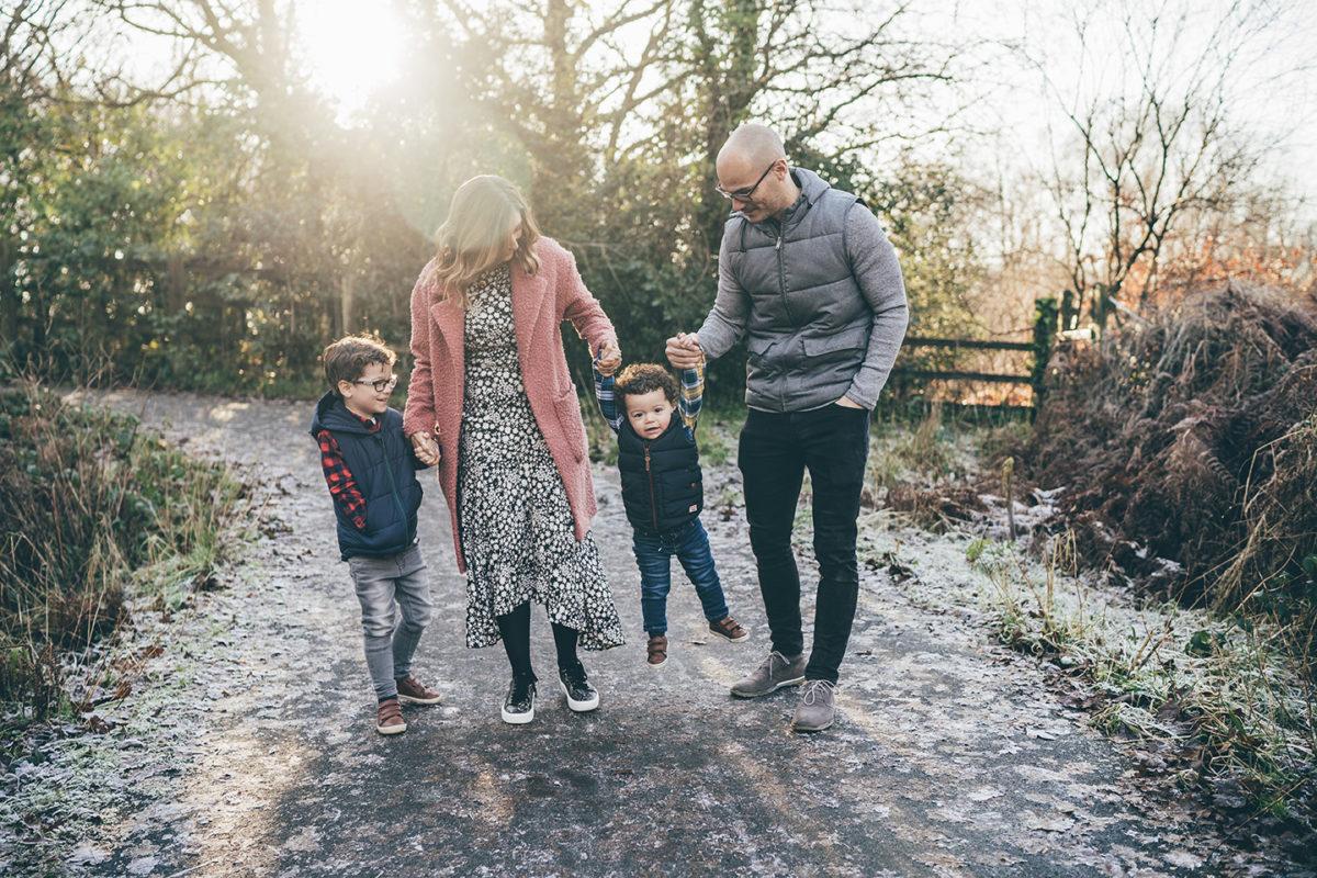 family portrait photographer south wales