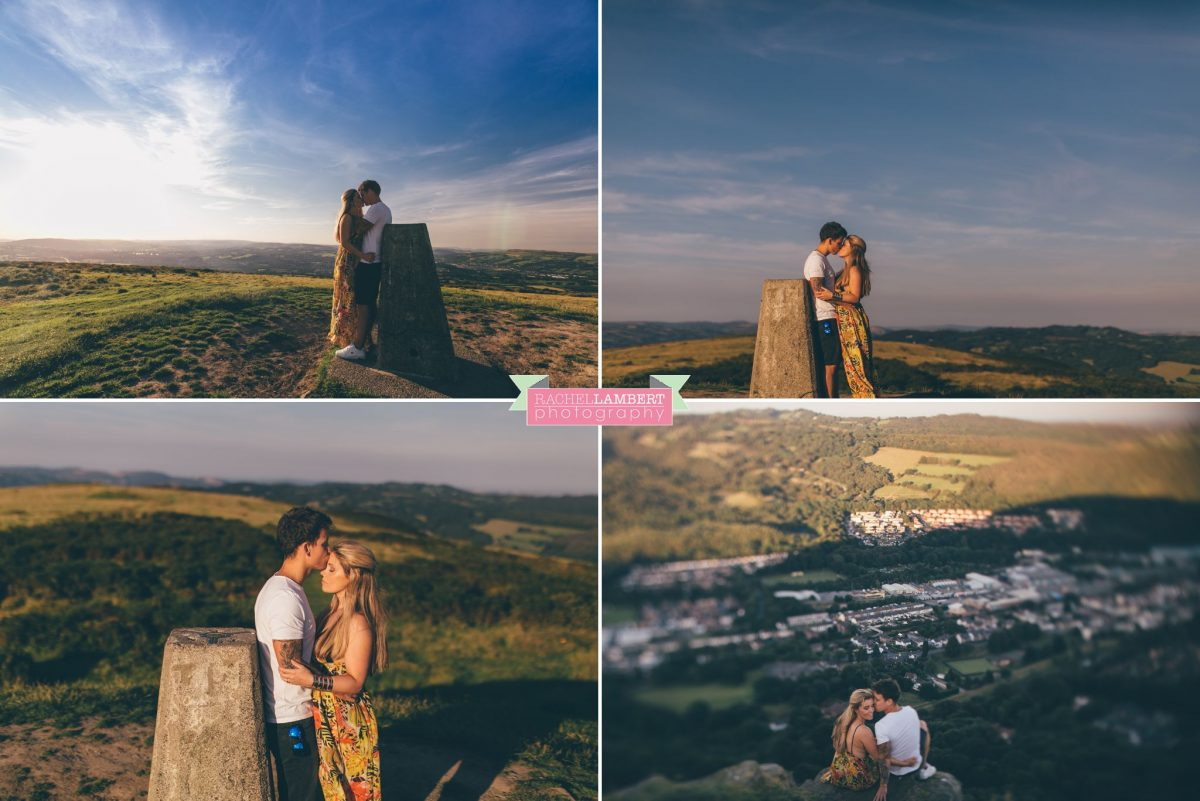 welsh_wedding_photographer_decourceys_rachel_lambert_photography_ceri_chris_engagement_shoot_garth_mountain_ 14