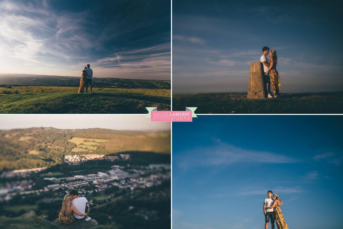 welsh_wedding_photographer_decourceys_rachel_lambert_photography_ceri_chris_engagement_shoot_garth_mountain_ 9
