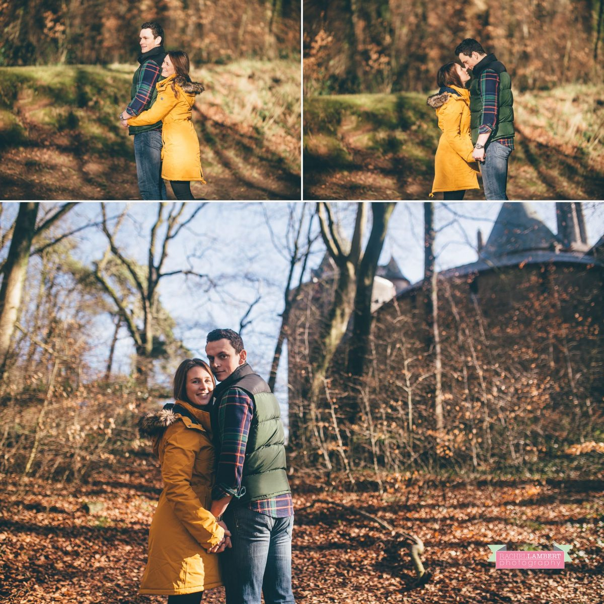 cardiff_welsh_wedding_photographer_rachel_lambert_photography_claire_chris_engagement_castell_coch_ 27