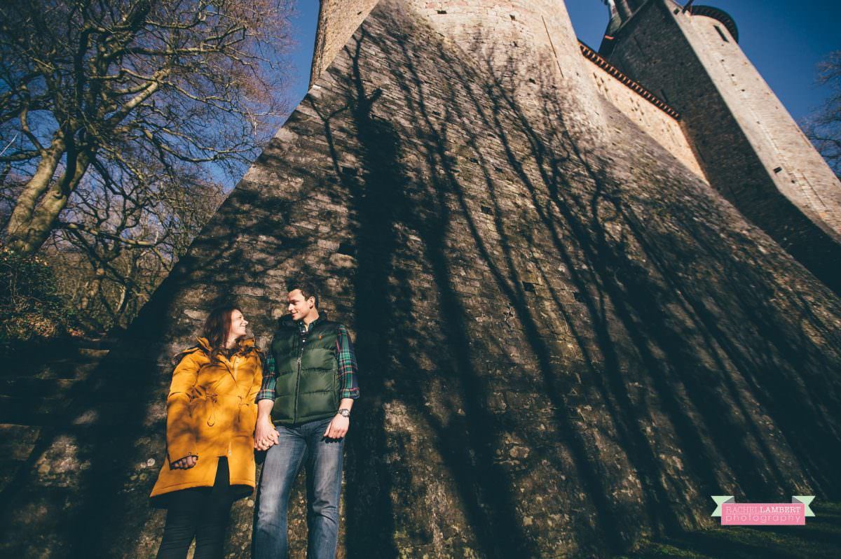 cardiff_welsh_wedding_photographer_rachel_lambert_photography_claire_chris_engagement_castell_coch_ 29