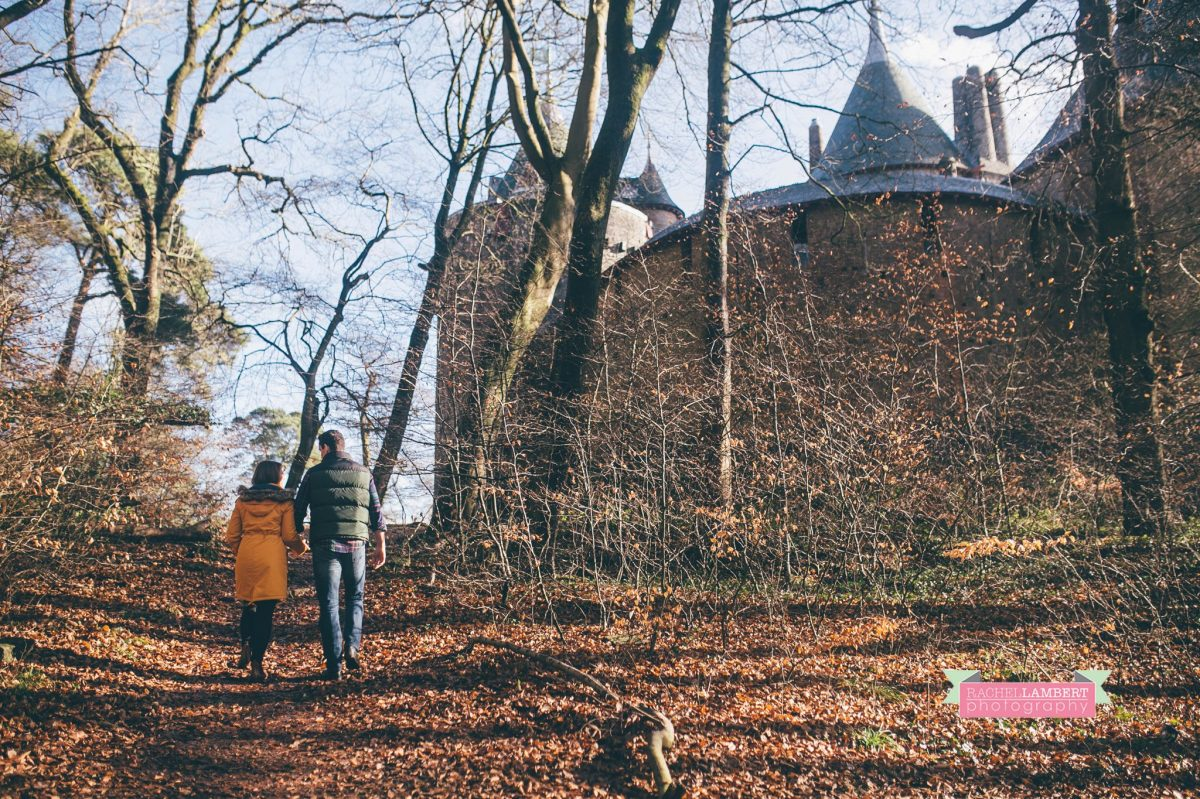 cardiff_welsh_wedding_photographer_rachel_lambert_photography_claire_chris_engagement_castell_coch_ 44
