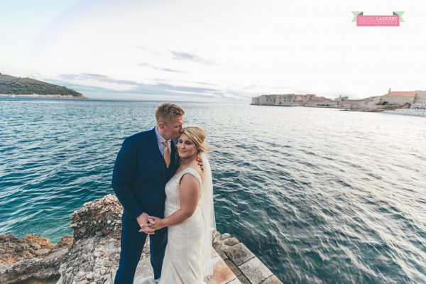 destination wedding photographer dubrovnik croatia