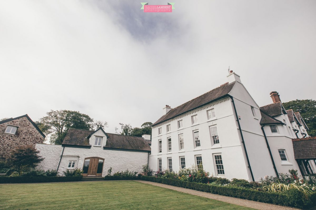 exterior shot of the grove narberth