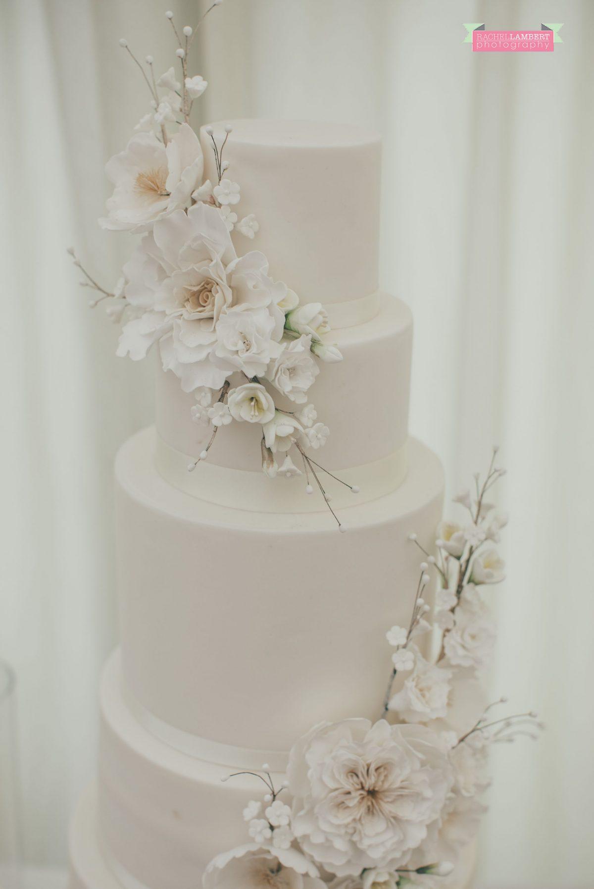 wedding cake the grove nartberth