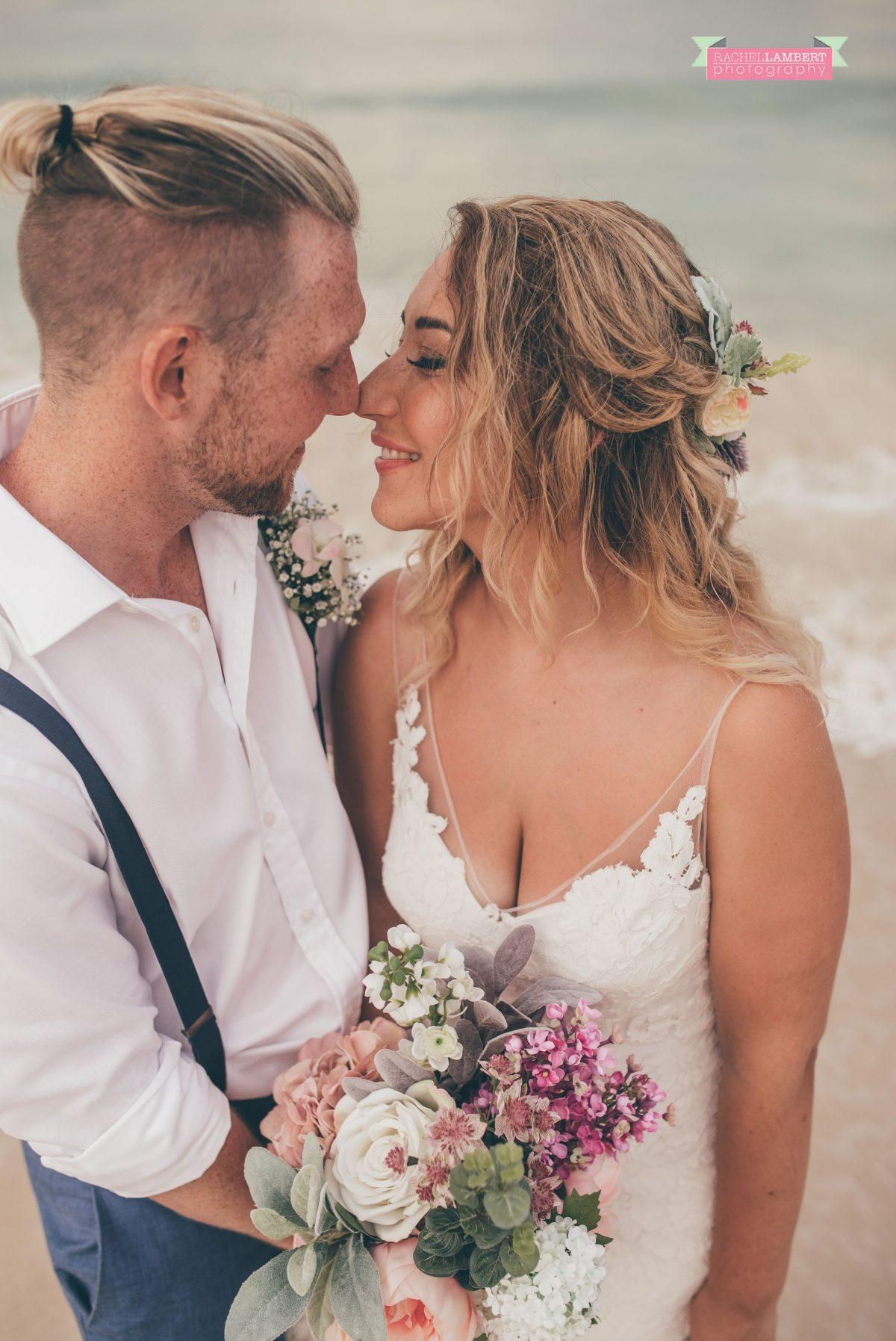 lauren and sams epic beach wedding in montego bay jamaica