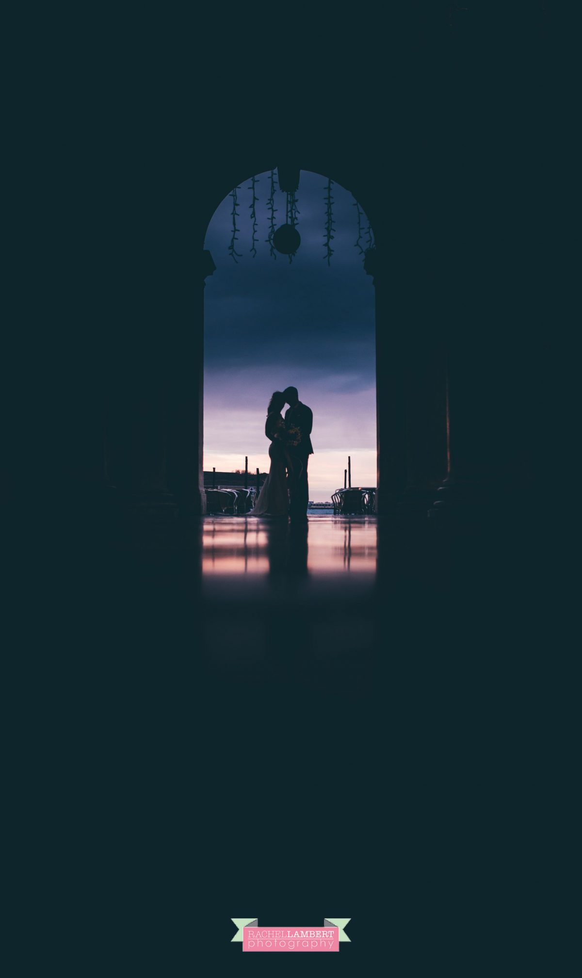 cwtch destination wedding photography workshop silhouette grand canal venice