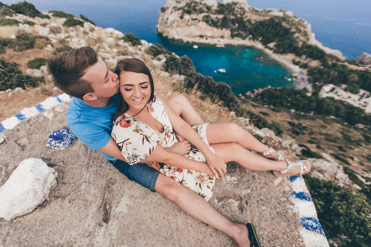 cardiff wedding photographer together session engagement shoot greece