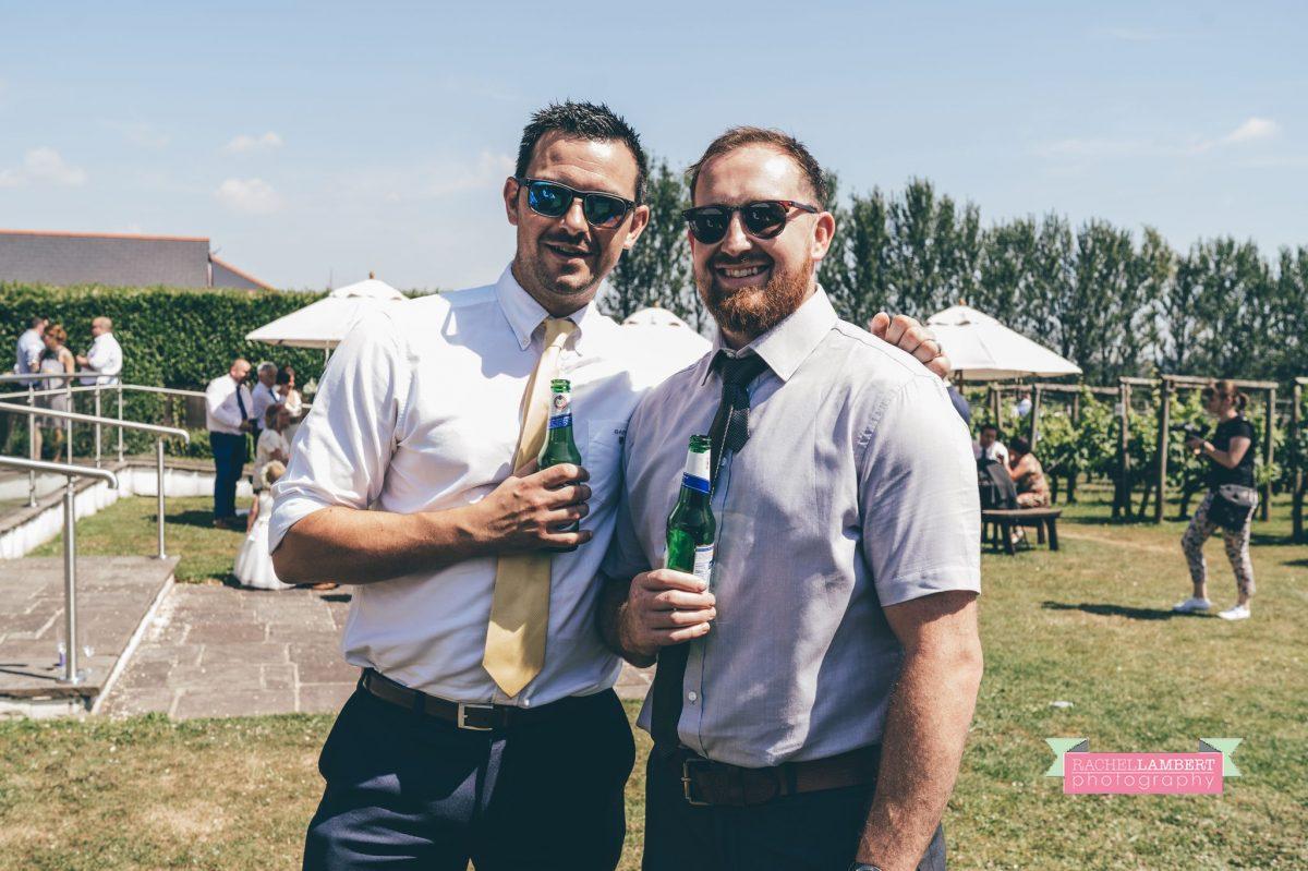 llanerch vineyard cardiff wedding photographer guests