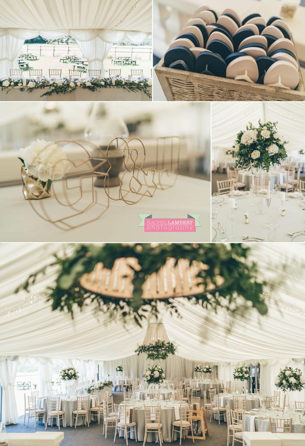 Rachel Lambert Photography llanerch vineyard wedding photographer room shots