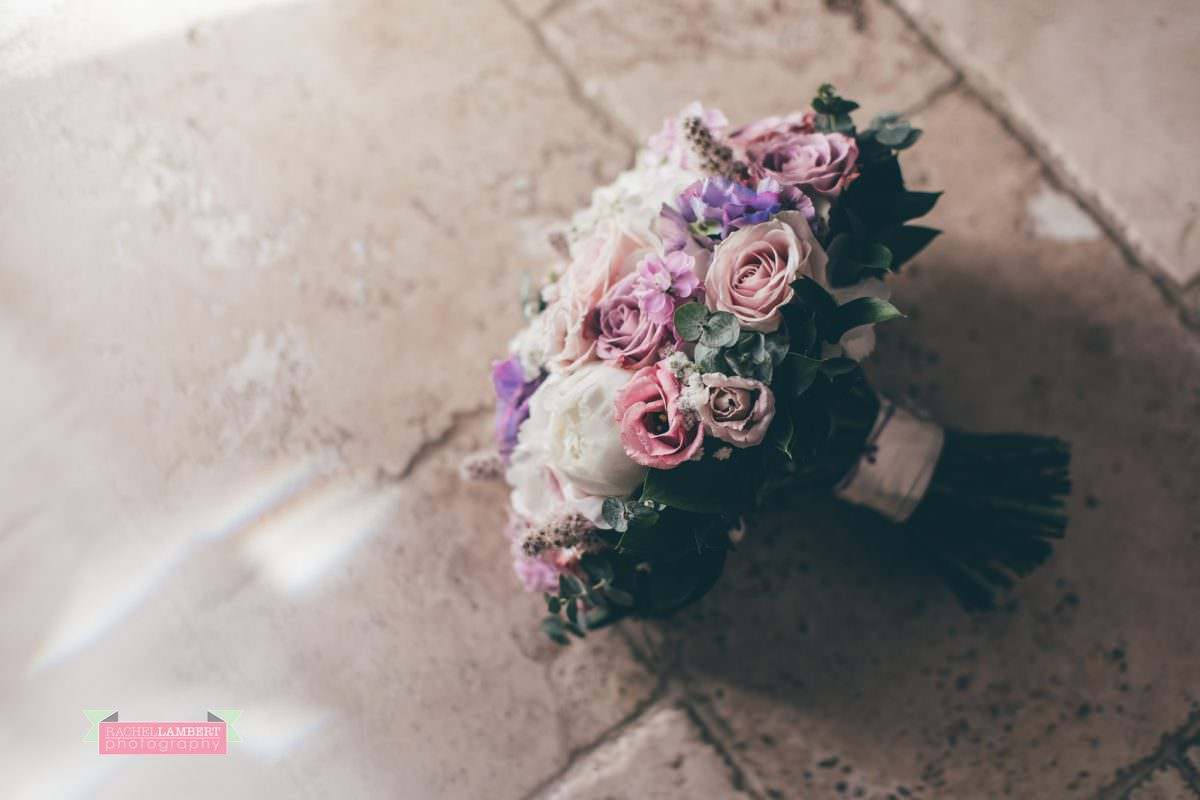 olwalls wedding photographer rachel lambert photography bridal bouquet