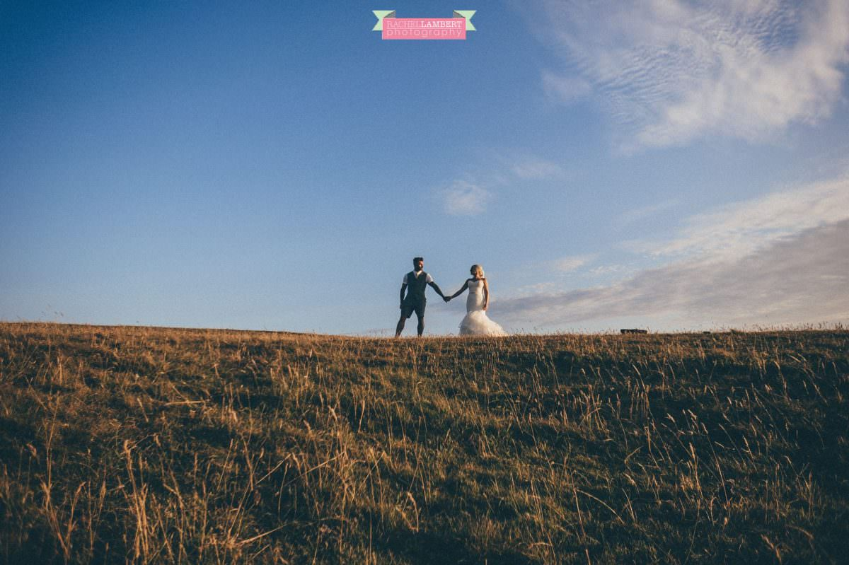 rachel lambert photography post wedding shoot southerndown beach sony alpha bride and groom golden hour