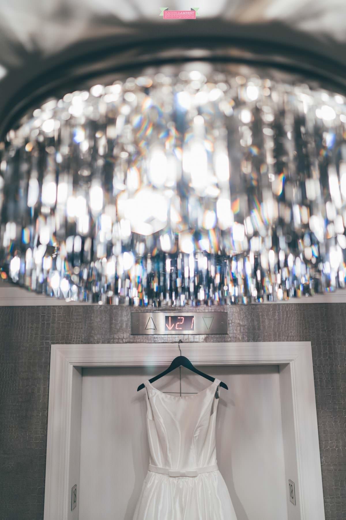 rachel lambert photography new york wedding photos the manhattan hotel time square justin alexander bridal gown