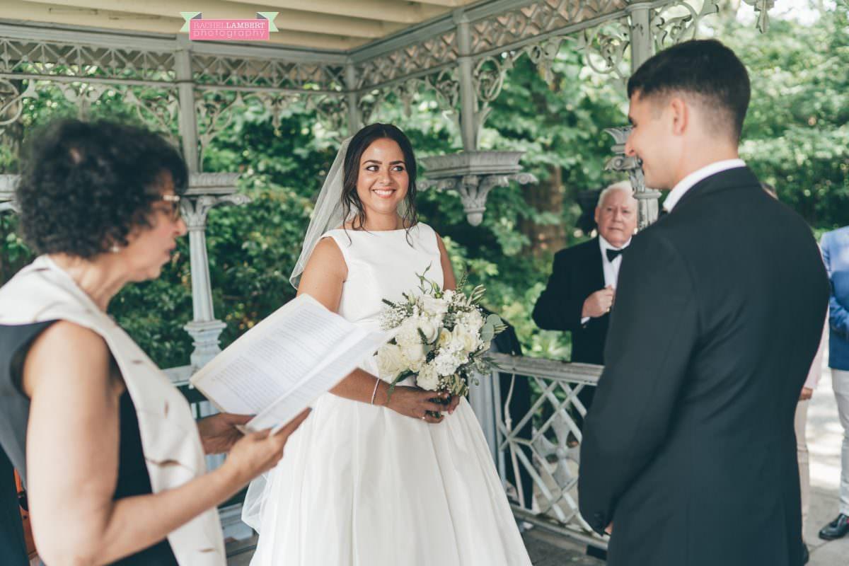 rachel lambert photography new york wedding photos bride and groom central the ladies pavilion wedding ceremony
