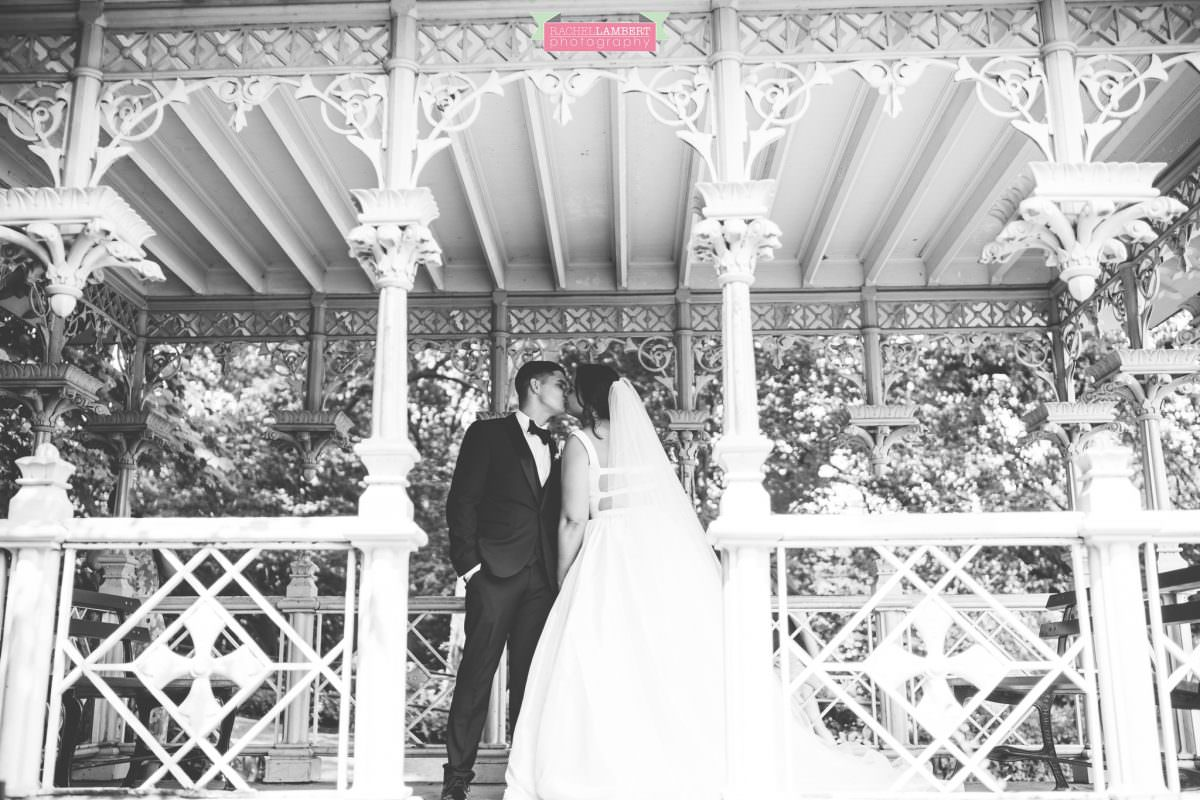 rachel lambert photography new york wedding photos bride and groom central the ladies pavilion