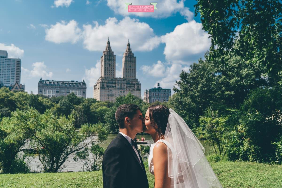 rachel lambert photography new york wedding photos bride and groom central park