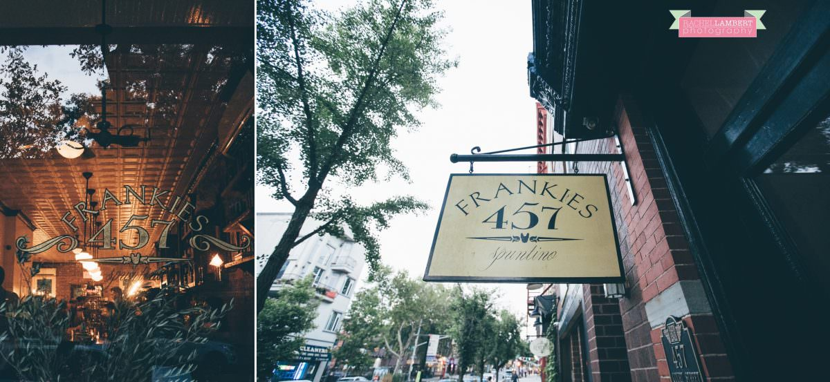 rachel lambert photography Frankies Brooklyn wedding reception new york