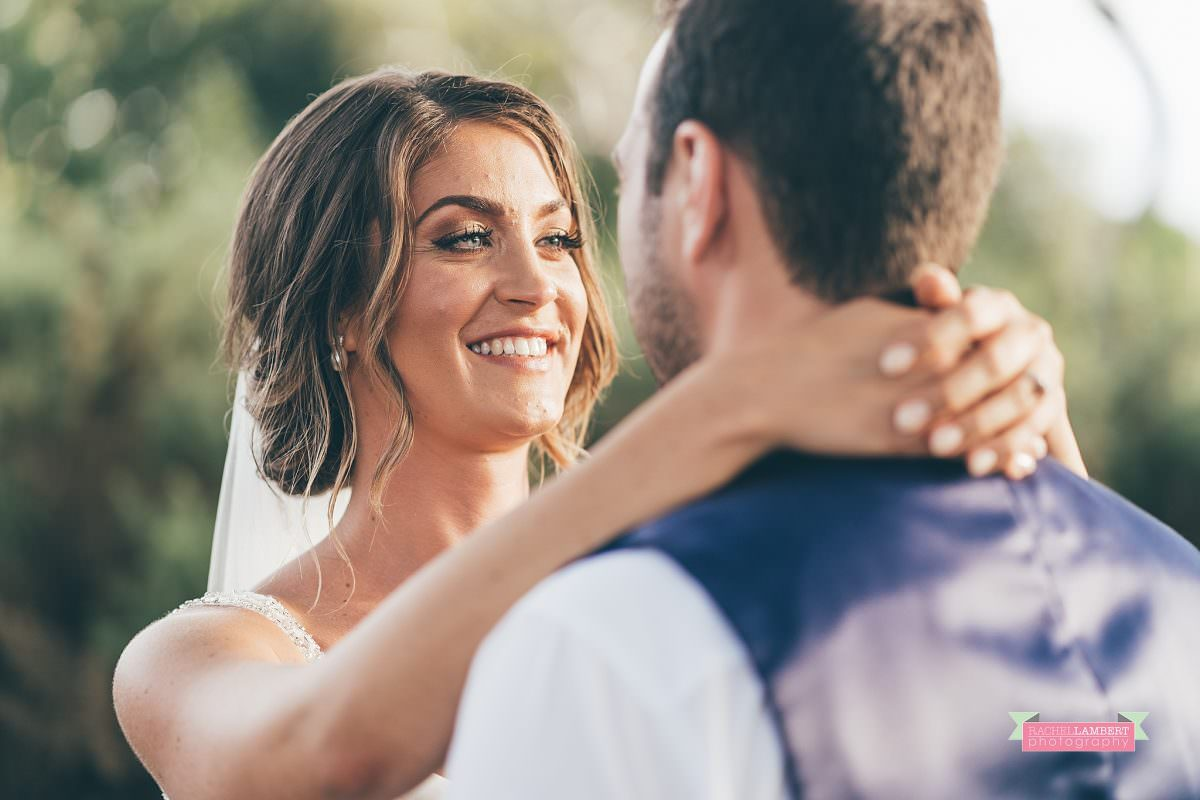 oldwalls wedding photographer bride and groom lake shots golden hour