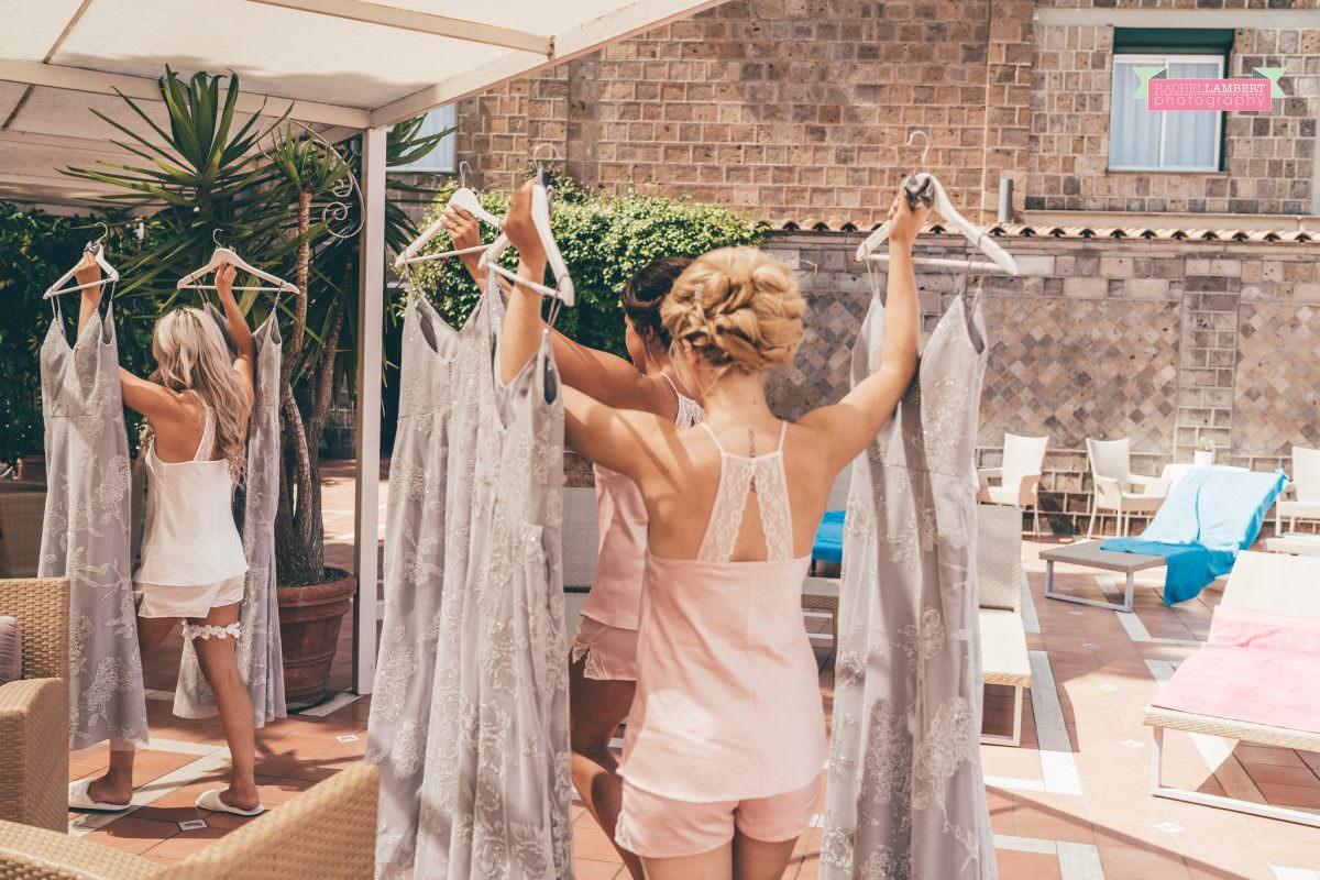 wedding photographer sorrento italy bride and groom chiostro di san francesco laura may bridal prep bristol hotel