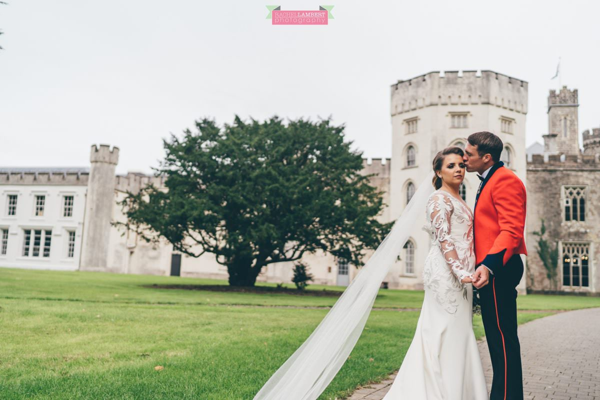 hensol castle wedding photographer bride and groom