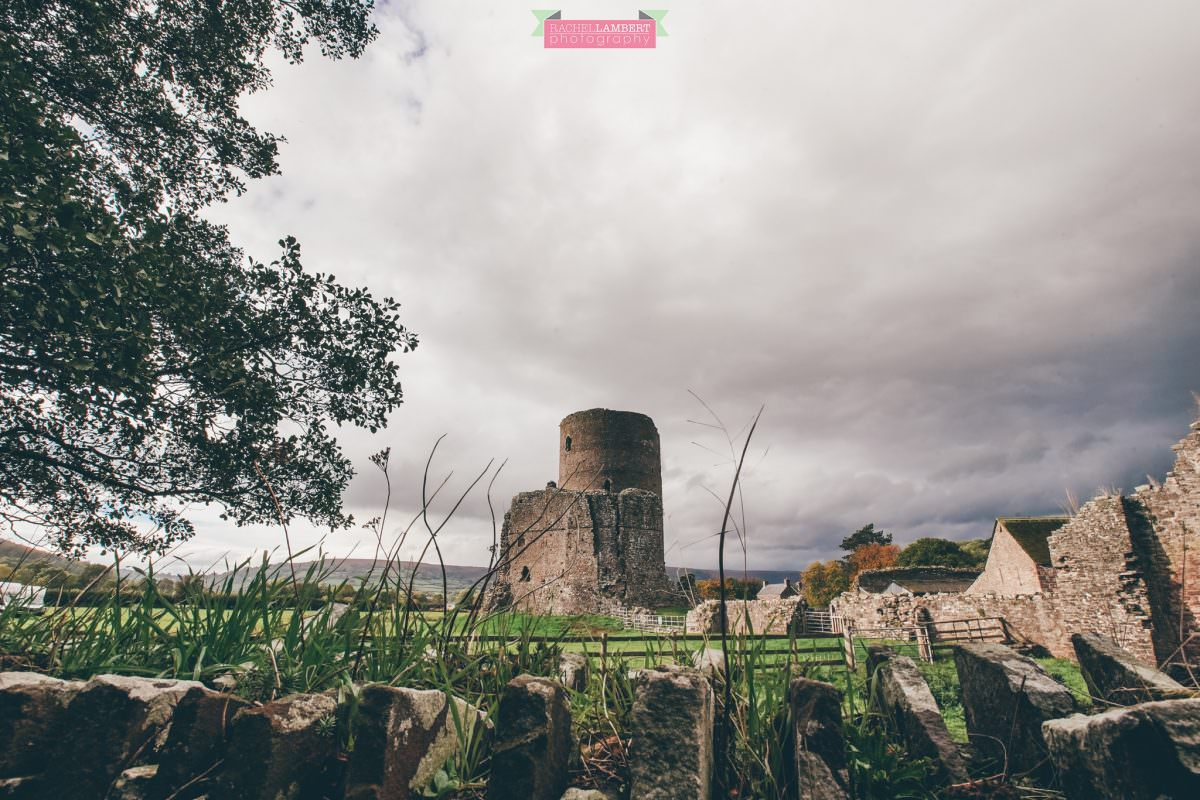 Tretower castle commercial photographer wales