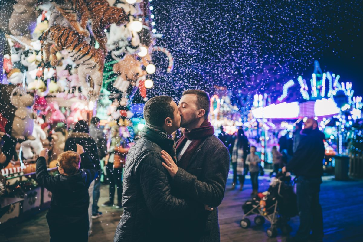 cardiff wedding photographer together session engagement shoot winter wonderland