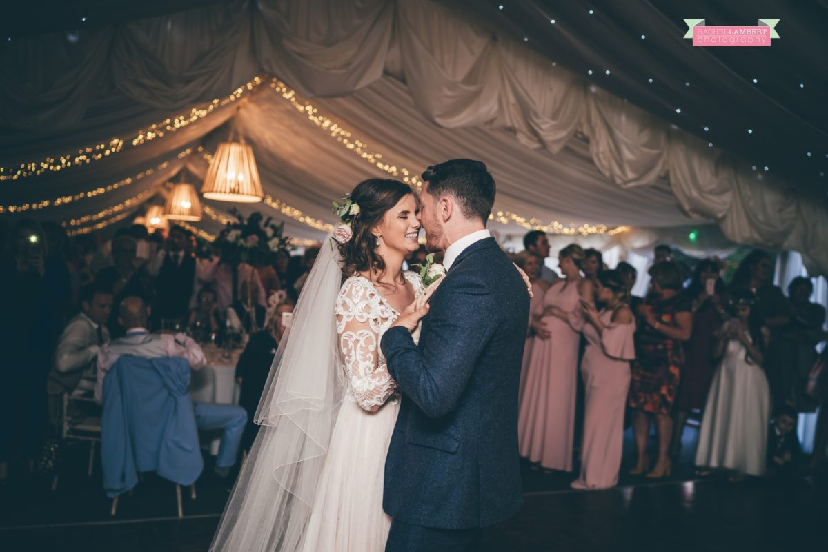 cardiff wedding photographer llanerch vineyard first dance