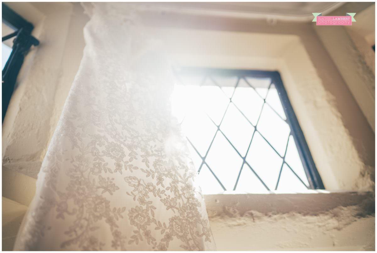 cardiff wedding photographer miskin manor rachel lambert photography bridal prep dress