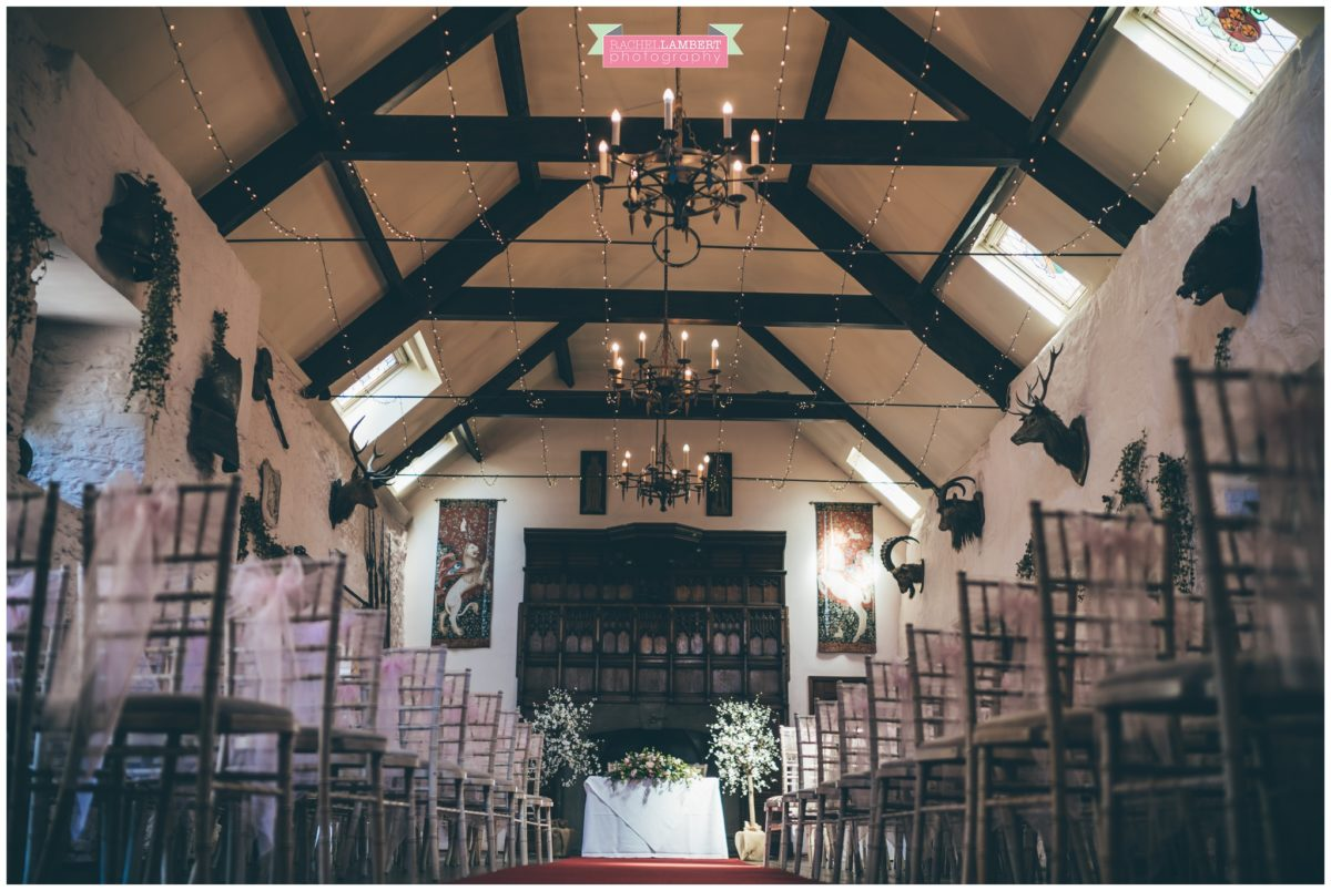cardiff wedding photographer miskin manor rachel lambert photography ceremony room