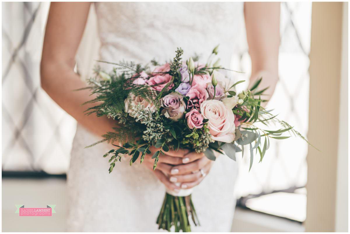 cardiff wedding photographer miskin manor rachel lambert photography bridal flowers