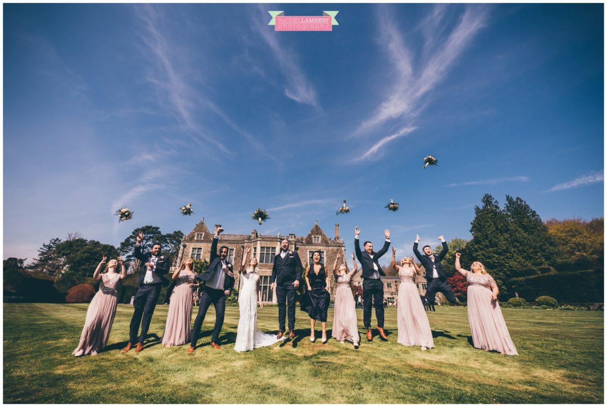 cardiff wedding photographer miskin manor rachel lambert photography bridal party