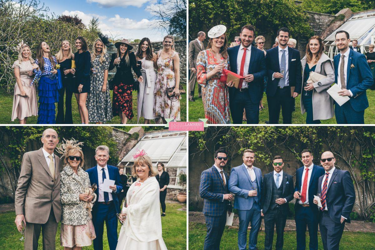 glanusk esate wedding rachel lambert photography guests at weddings