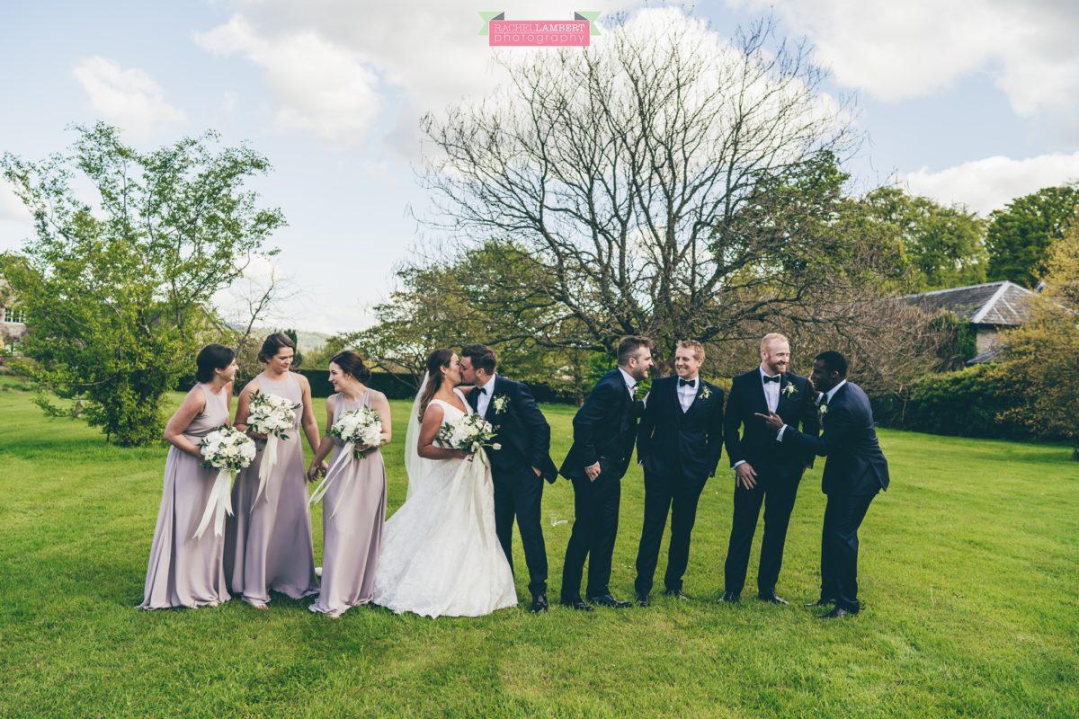 glanusk estate wedding rachel lambert photography bridal party