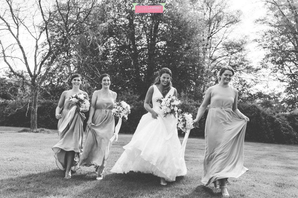 glanusk esate wedding rachel lambert photography bridesmaids