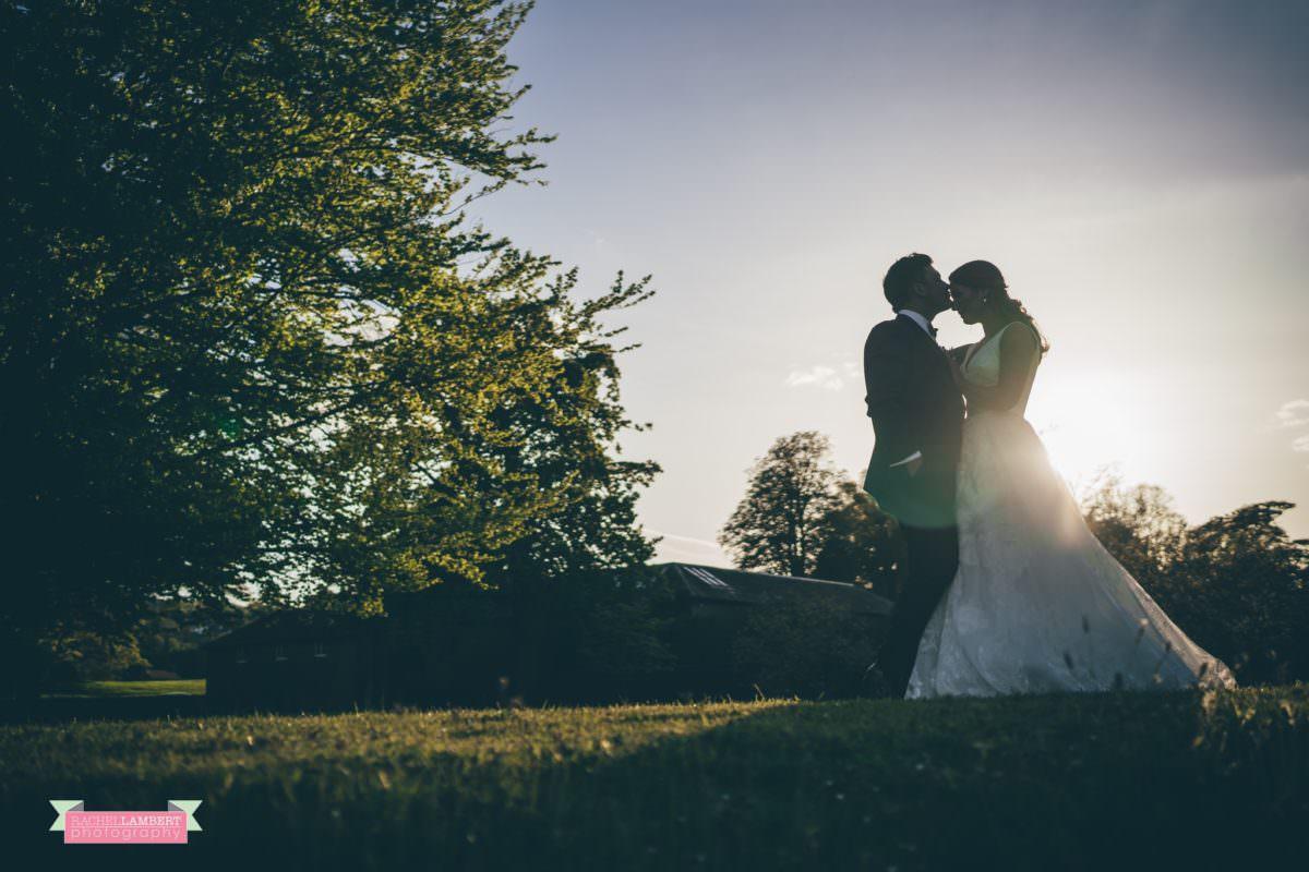 glanusk estate wedding rachel lambert photography bride and groom golden hour