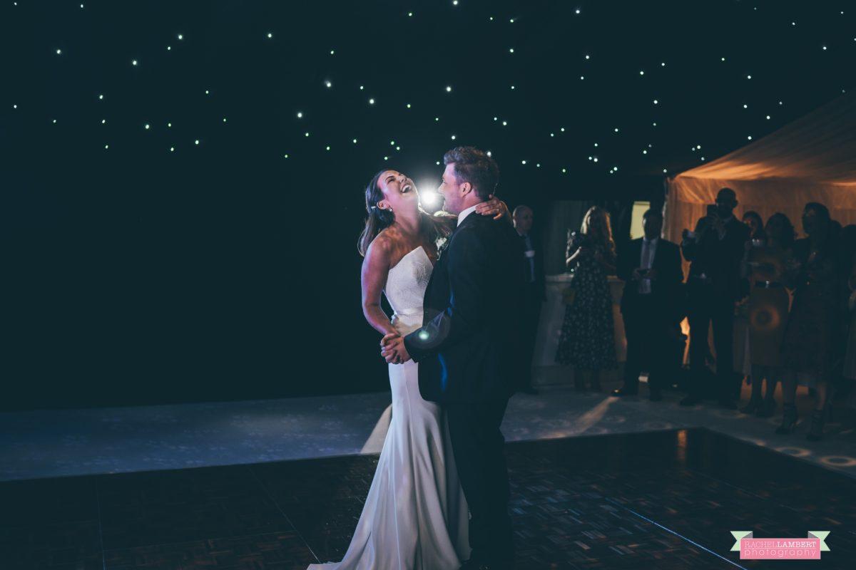 glanusk estate wedding rachel lambert photography first dance