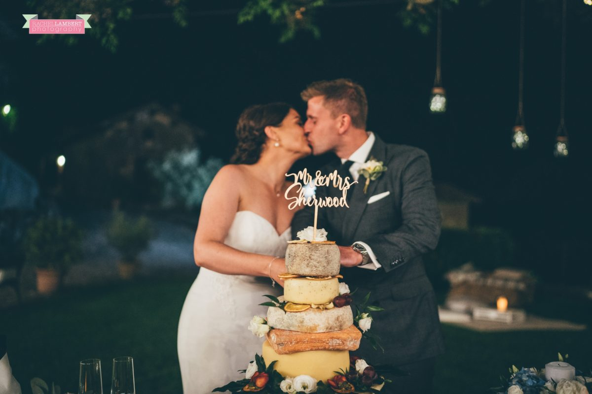 rachel lambert photography destination wedding photographer Borgo di Tragliata rome italy cutting the cake