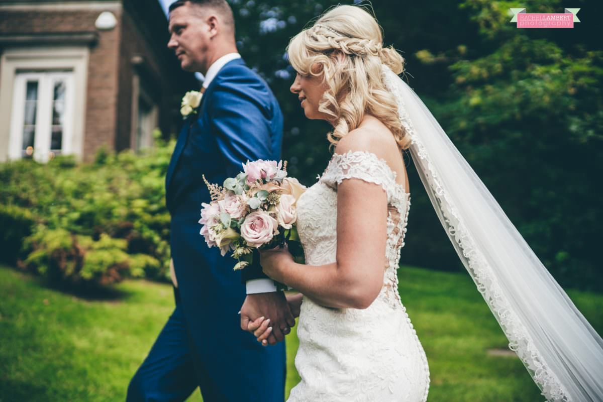 rachel lambert photography decourcey's manor wedding photographer bride and groom