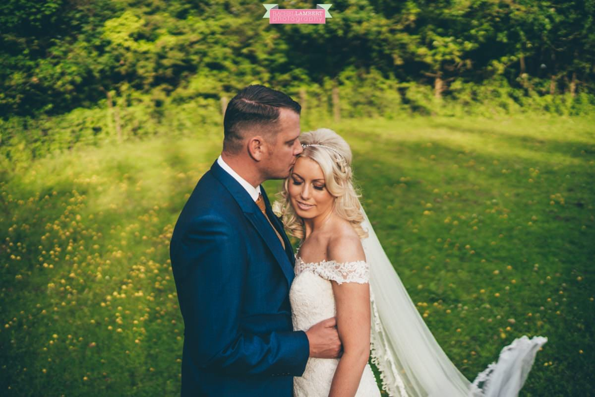 rachel lambert photography decourcey's manor wedding photographer bride and groom golden hour