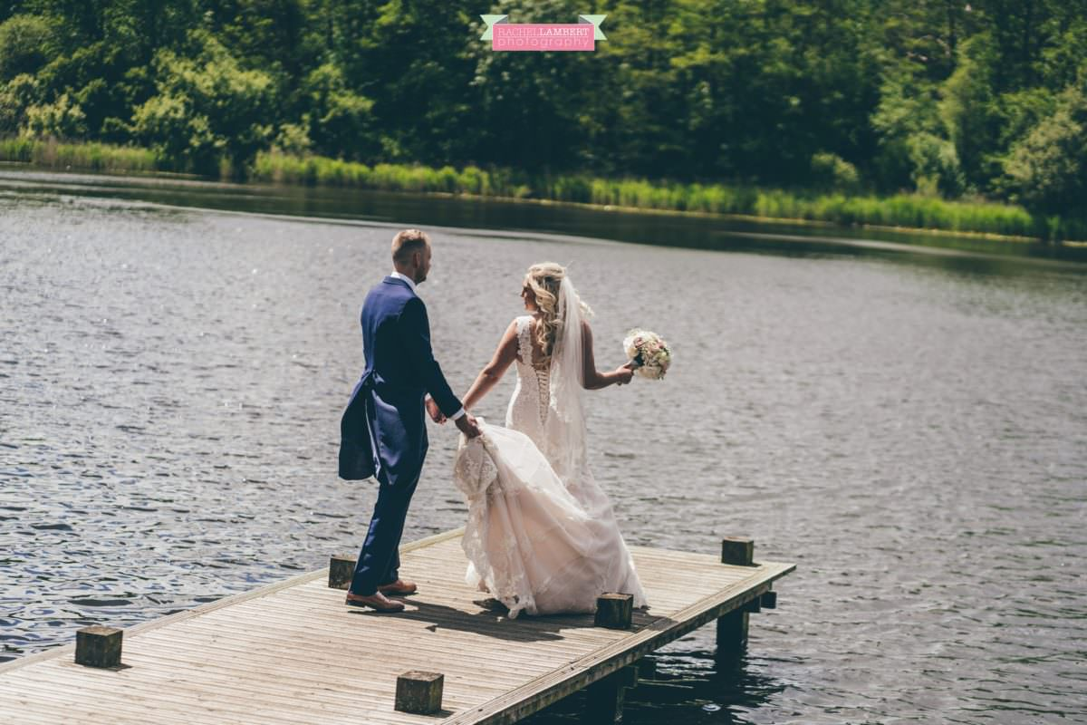 hensol caslte weddings rachel lambert photography bride and groom