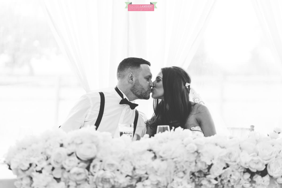 Cardiff Wedding Photographer Llanerch Vineyard rachel lambert photography bride and groom speeches