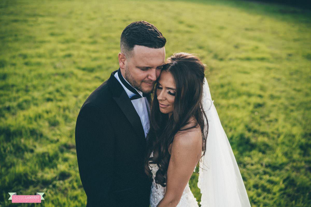 Cardiff Wedding Photographer Llanerch Vineyard rachel lambert photography couple portraits golden hour sunset