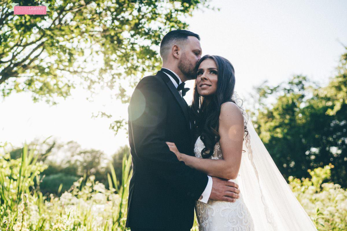 Cardiff Wedding Photographer Llanerch Vineyard rachel lambert photography couple portraits