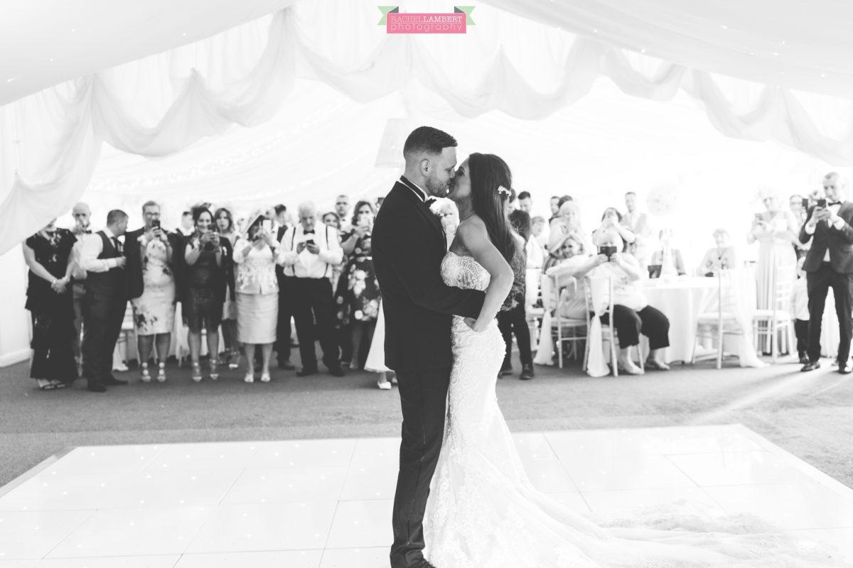 Cardiff Wedding Photographer Llanerch Vineyard rachel lambert photography first dance