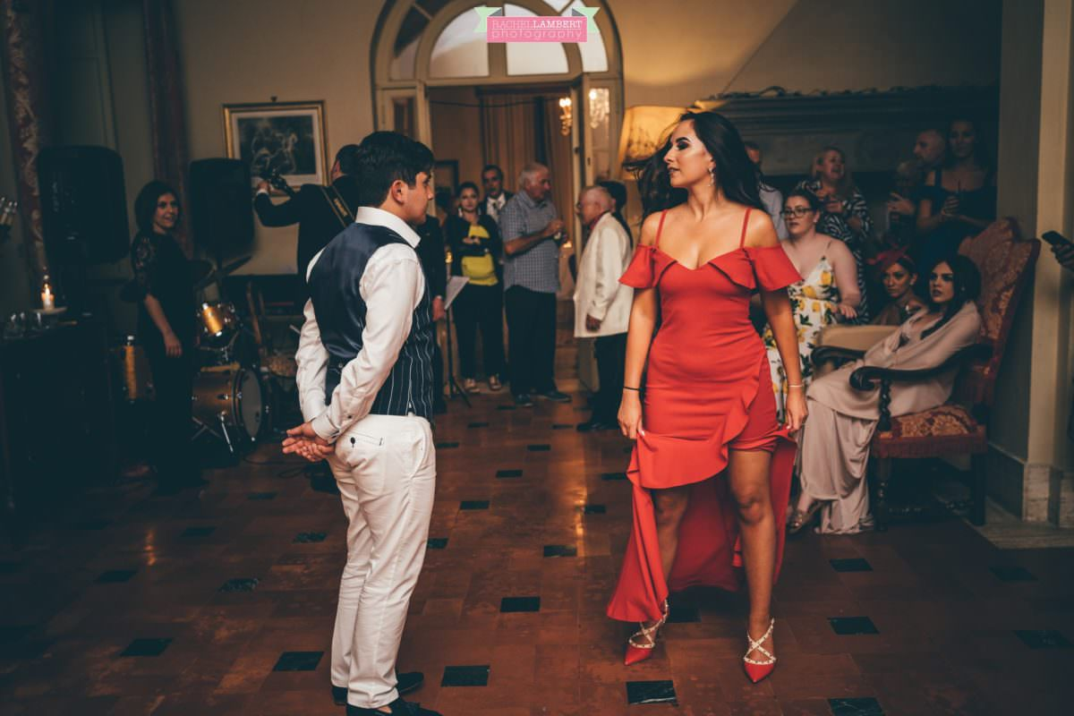destination weddings photographers in italy pisa villa lungomonte couple shots bride and groom argentine tango