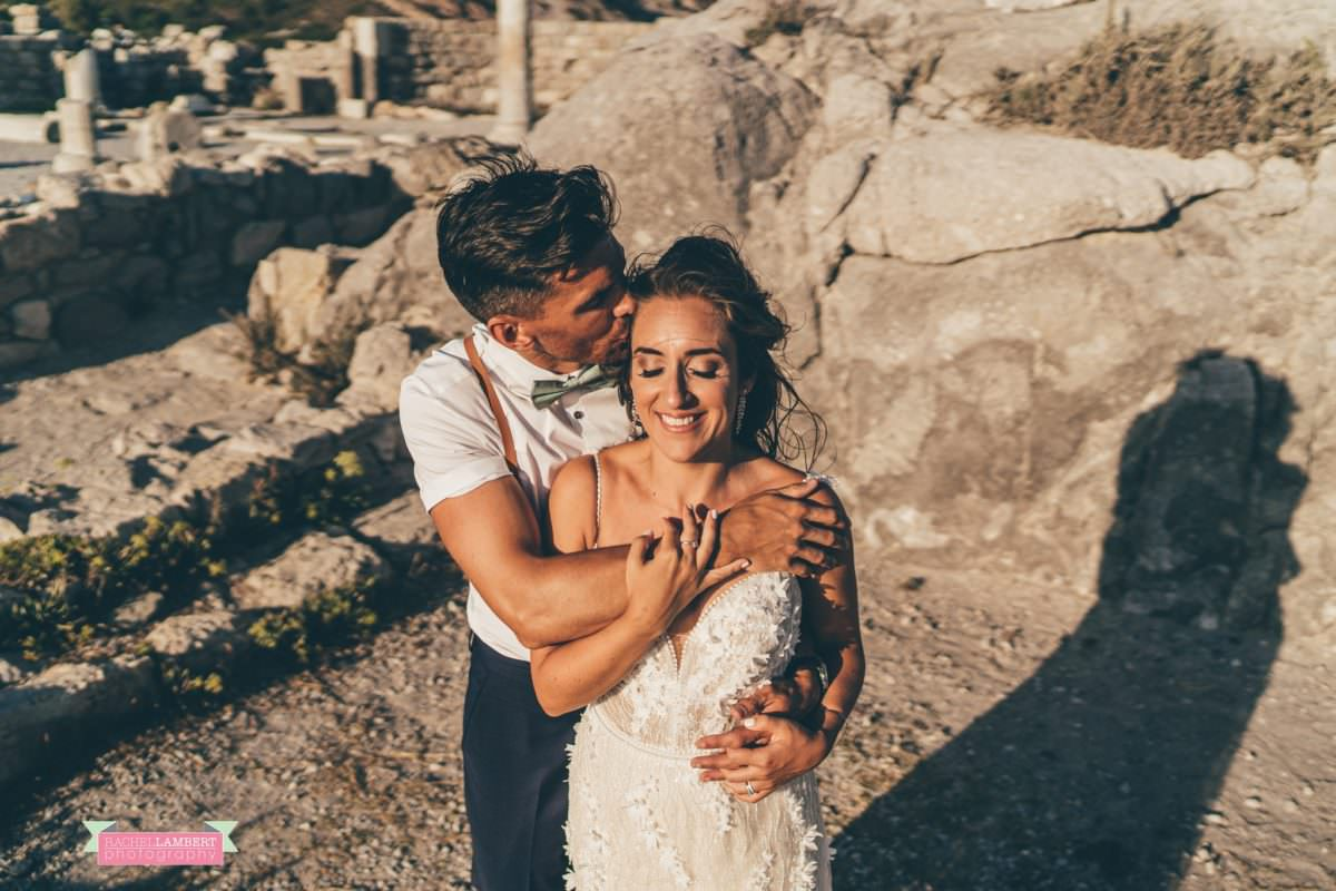 wedding photos in kos photographer kastri island