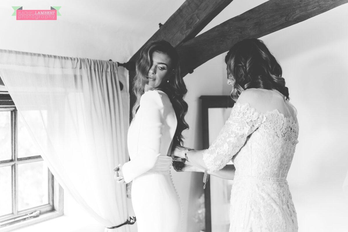 Fairyhill Gower Wedding Photographer Cerrig Glan Bridal Prep